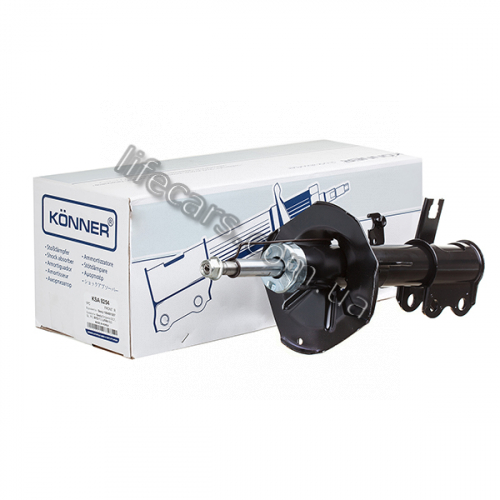 1064001257 Амортизатор передний правый газ-масло Geely Emgrand EC7