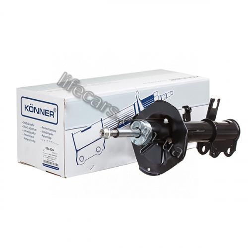 1064001257 Амортизатор передний правый газ-масло Geely Emgrand EC7RV