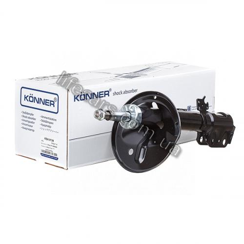 S2905700 Амортизатор передній правий газ-масло Lifan X60
