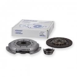 KCK-8211 К-кт зчеплення (диск,корзина,вижимний) (D=200 mm.) Lifan 620 Solano