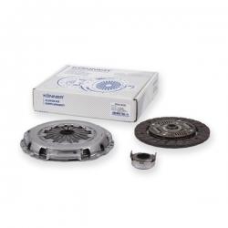 KCK-8191 К-кт зчеплення (диск,корзина,вижимний) Chery E5