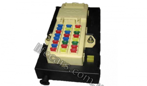 A11-3723010BA Блок предохранителей Chery Amulet