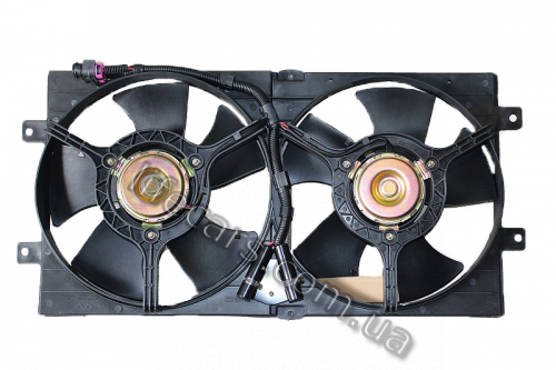 A15-1308010 Вентилятор радиатора охлаждения Chery Amulet