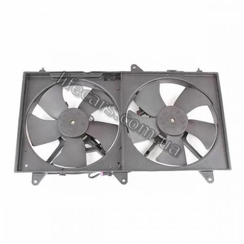 A21-1308010 Вентилятор радиатора охлаждения Chery Elara