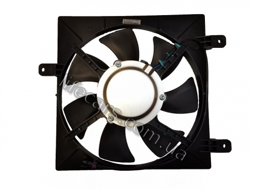 T11-1308130 Вентилятор радиатора кондиционера Chery Tiggo