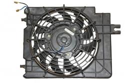 1018002718 Вентилятор охолодження кондиціонера Geely MK/MK New