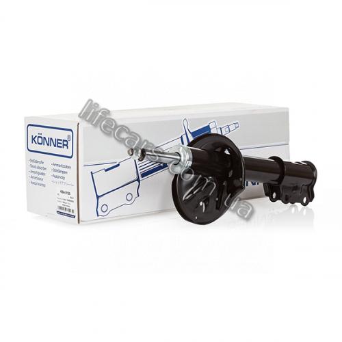 1400616180 Амортизатор задній лівий газ-масло Geely CK/CK2