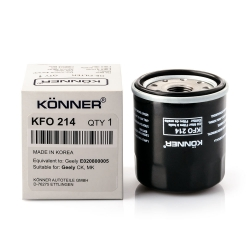 10235419-00 Фільтр масляний BYD F0