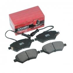 A13-3501080 Колодки гальмівні передні Chery A13 (Forza)